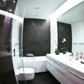 Mieszkanie Bemowo, łazienka