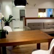 Mieszkanie Bemowo - Hol, Kuchnia, Salon (1) - Kopia