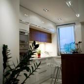 Mieszkanie Bemowo - Hol, Kuchnia, Salon (23)