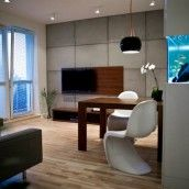 Mieszkanie Bemowo - Hol, Kuchnia, Salon (3) - Kopia
