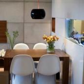 Mieszkanie Bemowo - Hol, Kuchnia, Salon (4)