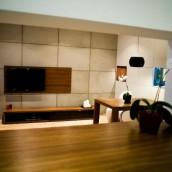 Mieszkanie Bemowo - Hol, Kuchnia, Salon (8)