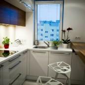 Mieszkanie Bemowo - Hol, Kuchnia, Salon (9)